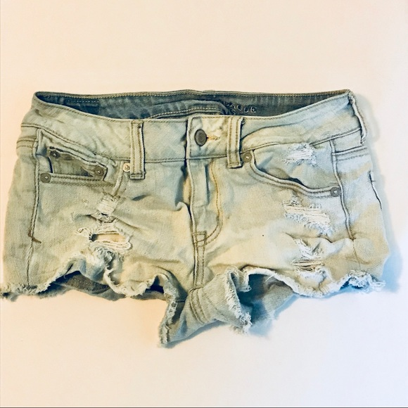 American Eagle Outfitters Denim - American eagle shorts